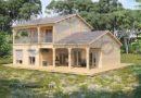 Eko Architektura – lider na rynku drewnianych domków letniskowych